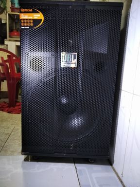 Bán Loa thùng JBL PA4000 tại ứng dụng Aladin.